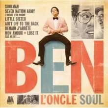 Ben l'Oncle Soul (Benjamin Duterde): BEN L'ONCLE SOUL +bonus (SHM), CD