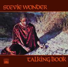 Stevie Wonder (geb. 1950): Talking Book (SHM-CD), CD