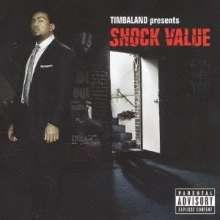 Timbaland: Shock Value (SHM-CD), CD