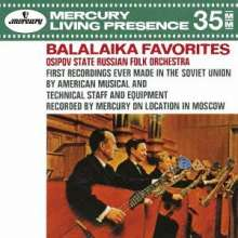Balalaika Favorites, CD