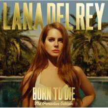 Lana Del Rey: Born To Die (Deluxe-Edition), 2 CDs
