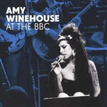 Amy Winehouse: At The BBC (SHM-CD + DVD), 1 CD und 1 DVD