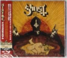Ghost B.C.: Infestissumam + Bonus, CD