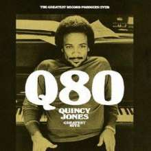 Quincy Jones (geb. 1933): Q80 (SHM-CD), 2 CDs