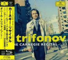 Daniil Trifonov - The Carnegie Recital (SHM-CD), CD