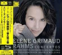 Johannes Brahms (1833-1897): Klavierkonzerte Nr.1 & 2 (SHM-CD), 2 CDs