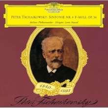 Peter Iljitsch Tschaikowsky (1840-1893): Symphonie Nr.4 (SHM-CD), CD