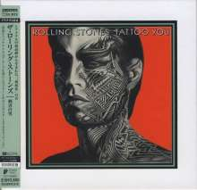 The Rolling Stones: Tattoo You (Platinum SHM-CD) (Special Package), CD