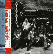 The Allman Brothers Band: At Fillmore East (Paperlseeve) (SHM-CD), CD