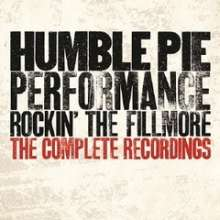 Humble Pie: Performance: Rockin' The Fillmore - The Complete Recordings (SHM-CDs), 4 CDs