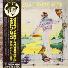 Elton John: Goodbye Yellow Brick Road (SHM-CD) (Limited Edition) (Papersleeve), CD