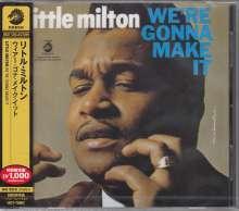 Little Milton: We're Gonna Make It, CD