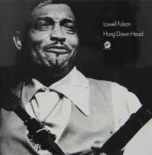 Lowell Fulson: Hung Down Head + Bonus (Remaster), CD