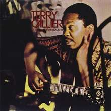 Terry Callier (1945-2012): I Just Can't Help Myself, CD