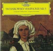 Peter Iljitsch Tschaikowsky (1840-1893): Symphonie Nr.5 (Platinum-SHM-CD), CD