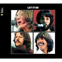 The Beatles: Let It Be (Reissue) (Digisleeve), CD