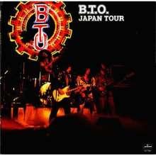 Bachman-Turner Overdrive: Japan Tour (Digisleeve) (SHM-CD), CD