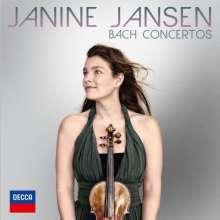 Johann Sebastian Bach (1685-1750): Violinkonzerte BWV 1041,1042,1060R (SHM-CD), CD