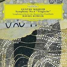 Gustav Mahler (1860-1911): Symphonie Nr.6 (SHM-CD), CD