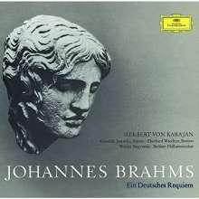 Johannes Brahms (1833-1897): Ein Deutsches Requiem op.45 (Platinum-SHM-CD), CD