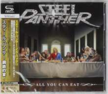 Steel Panther: All You Can Eat (SHM-CD), CD
