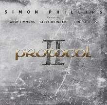Simon Phillips (Drums): Protocol II (SHM-CD), CD