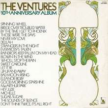 The Ventures: 10th Anniversary Album (SHM-CD) (Papersleeve) (Limited Edition), CD