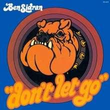 Ben Sidran (geb. 1943): Don't Let Go, CD