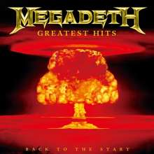 Megadeth: Greatest Hits: Back To The Start (SHM-CD), CD