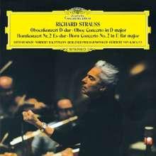 Richard Strauss (1864-1949): Oboenkonzert (SHM-SACD), Super Audio CD Non-Hybrid