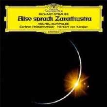 Richard Strauss (1864-1949): Also sprach Zarathustra op.30 (SHM-SACD), SACD Non-Hybrid