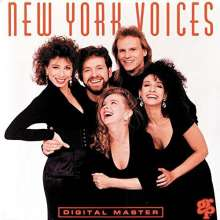 New York Voices: New York Voices, CD
