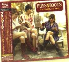 Puss N Boots: No Fools, No Fun + Bonus (Digisleeve) (SHM-CD), CD