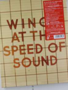 Paul McCartney (geb. 1942): At The Speed Of Sound (Super Deluxe Edition) (2 SHM-CD + DVD) (Reissue + Remaster)(Limited Edition), 2 CDs und 1 DVD
