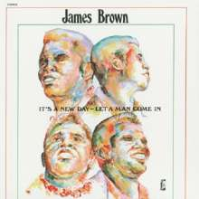 James Brown: It's A New Day - So Let A Man Come In, CD