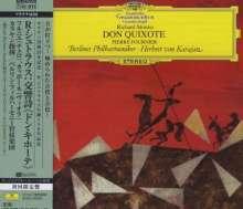 Richard Strauss (1864-1949): Don Quixote op.35 (Platinum SHM-CD), CD