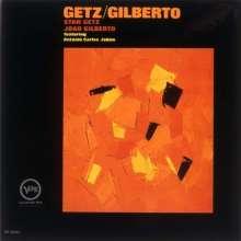 Stan Getz & João Gilberto: Getz / Gilberto (Reissue) (SHM-SACD), Super Audio CD Non-Hybrid