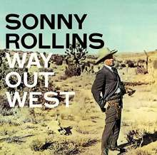 Sonny Rollins (geb. 1930): Way Out West (SHM-SACD), SACD Non-Hybrid