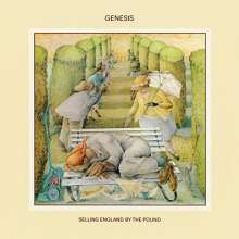 Genesis: Selling England By The Pound (SHM-CD) (Papersleeve), CD