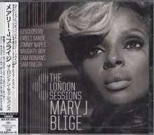 Mary J. Blige: The London Sessions, CD