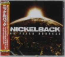 Nickelback: No Fixed Address (Deluxe Edition) (CD + DVD), 1 CD und 1 DVD