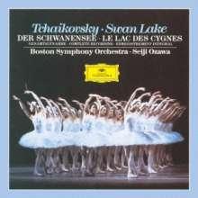 Peter Iljitsch Tschaikowsky (1840-1893): Schwanensee op.20 (Blue-spec-CD), 2 CDs