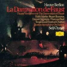 Hector Berlioz (1803-1869): La Damnation de Faust (Blu-spec CD), 2 CDs