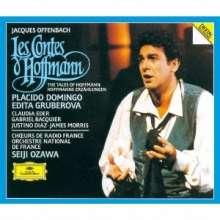 Jacques Offenbach (1819-1880): Les Contes D'Hoffmann (Blu-spec-CD), 2 CDs
