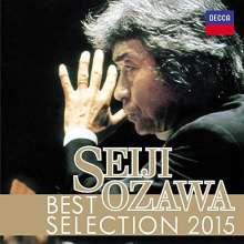 Seiji Ozawa - Best Selection 2015, 2 CDs