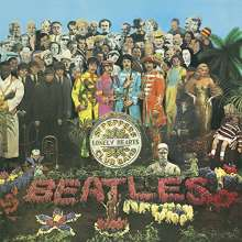 The Beatles: Sgt. Pepper's Lonely Hearts Club Band (SHM-CD + Booklet) (Digisleeve), CD