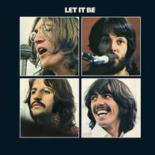 The Beatles: Let It Be (SHM-CD) (Papersleeve + Booklet), CD