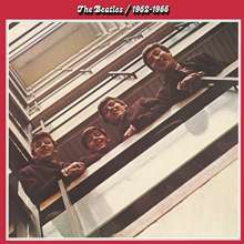 The Beatles: 1962 - 1966 (The Red Album) (2 SHM-CD + Booklet) (Digisleeve), 2 CDs