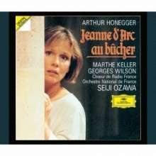 Arthur Honegger (1892-1955): Jeanne d'Arc au Bucher (Blu-spec-CD), CD