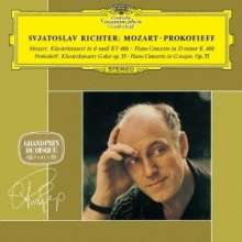 Wolfgang Amadeus Mozart (1756-1791): Klavierkonzert Nr.20 d-moll KV 466, CD